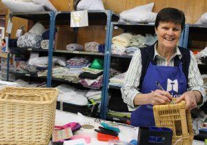 Doreen Store Volunteer