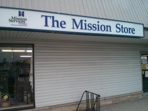 The Mission Store