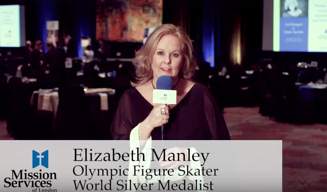 Thank-you from Elizabeth Manley