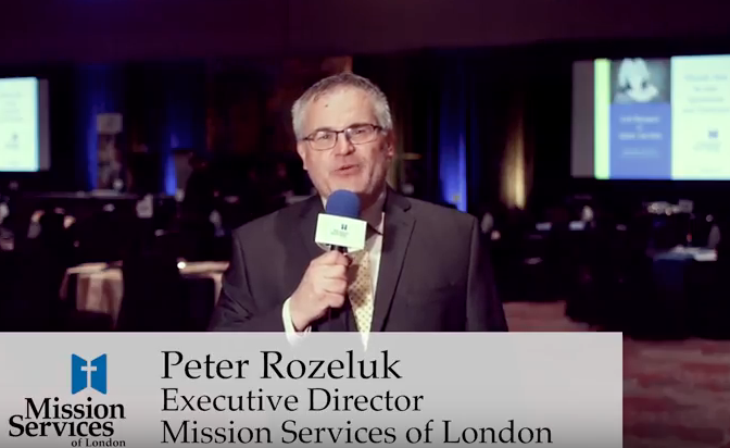 Thank-you: Peter Rozeluk