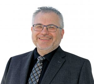 Photo of Mission Services of London's Executive Director, Peter Rozeluk