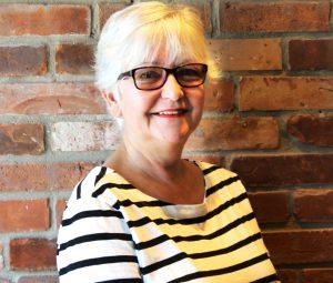 Erin Fox, former kitchen volunteer at Quintin Warner House