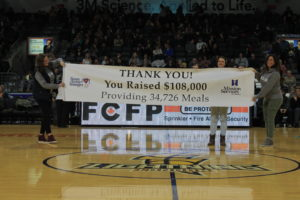 Scan Away Hunger Results unveiled at London Lightning Game
