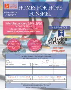 20 0118 Homes for Hope Funspiel Poster